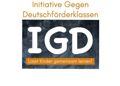 Bild: Initiative Gegen Deutschklassen