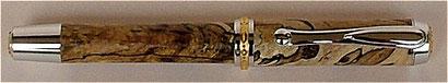 Füllfederhalter aus Ahorn Holz