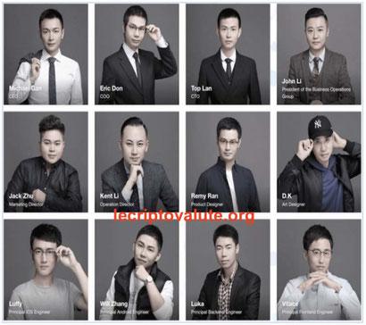 kucoin team sviluppatori singapore hong kong