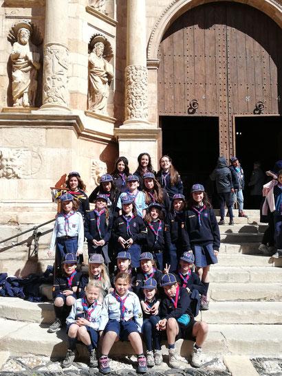 Les llobatones de Santa Maria del Remei, a Montblanc