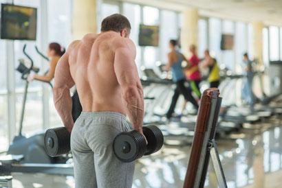 shoulder workout training schedule dumbbell shrugs