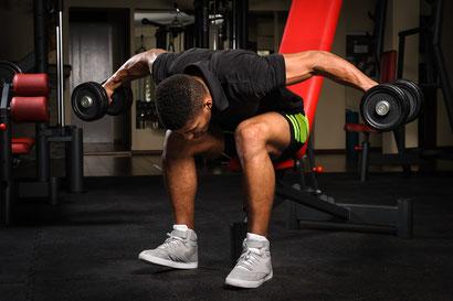 shoulder workout dumbbell side raise