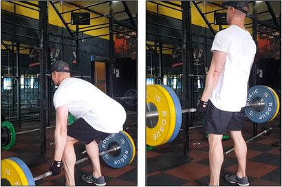 back exercises deadlift