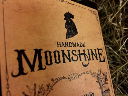Handmade Moonshine Whisky Blog Herstellung Rezept Verfahren
