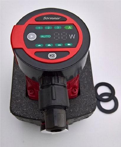 Hocheffizienz Heizungspumpe Energieeffizienzklasse A AlfaMax