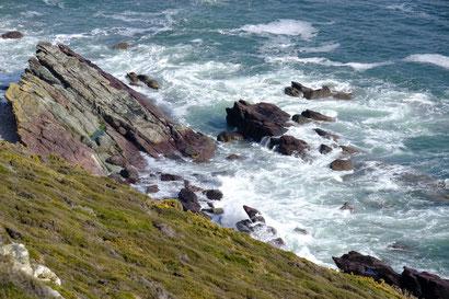 Die bretonische Küste hat uns unglaublich gut gefallen