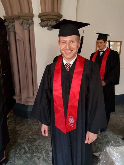 Promotion zum Doktor der Rechtswissenschaften