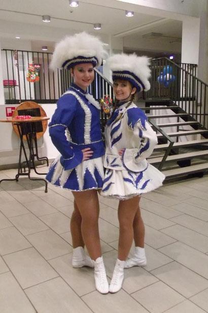Jana und Nicole