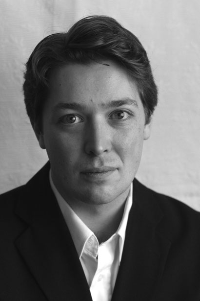 CALON DANNER, Tenor   in der KRYPTA