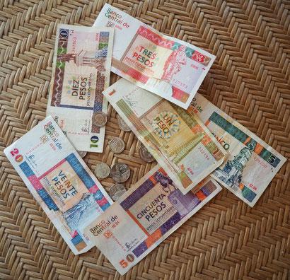 Mietwagen Kuba Reisepass und Bargeld bereithalten