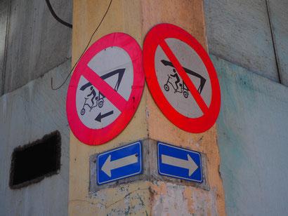 Mietwagen Kuba versus öffentliche Verkehrsmittel in der Stadt