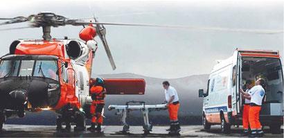"""""""АиФ.Европа"""".Испания: специальный медтранспорт и «летучая скорая». Фото A&T Group Asistencia"""