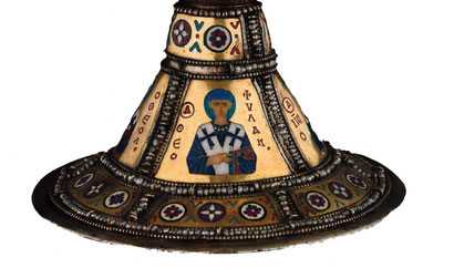 Partie inférieure du Calice des Patriarches.