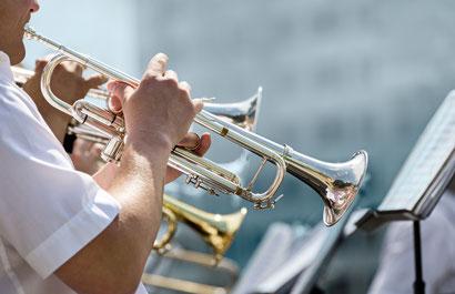 Trompete, Horn, Klarinette, Querflöte, Saxophon,  Musikstudio 89, Volker Schäfer