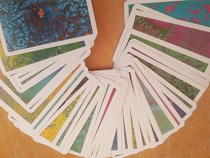 Kartenset Spagyrik
