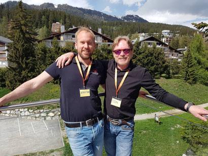 Sebastian Müller und Tom Esser, zwei die sich gefunden haben!