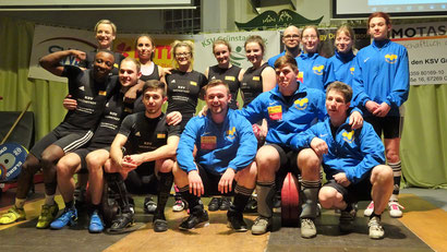 Letzter Heimwettkampf gegen den KSC 07 Schifferstadt am 29.02.2020