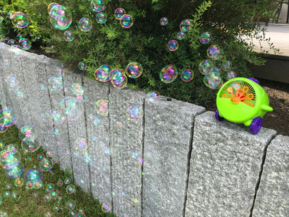 Pustefix Seifenblasen Lauge