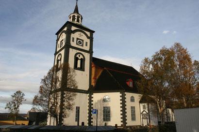 Kirche in Roros