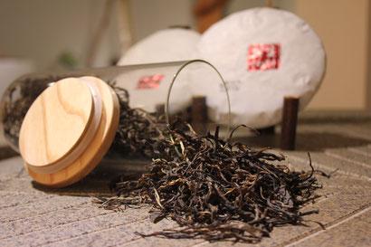 Kaffee und Tee im Unverpackt Laden Luzern