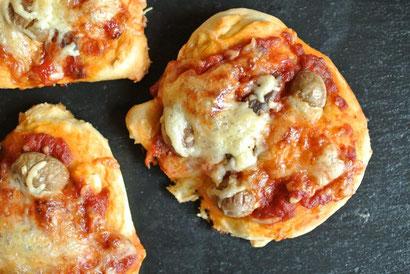 Pizza - Vorratsrezept