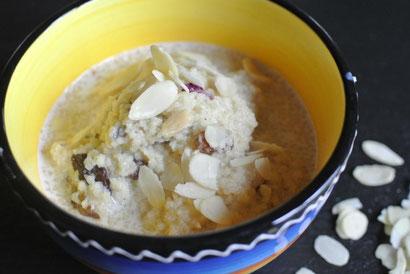 Couscous süß aus dem Not-Vorrat