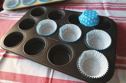 Muffinbackform Backform für Muffins und Cupcakes  von K.D. Michaelis