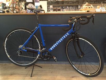 Nordstadtrad Cyclocrosser Hannover Müsing