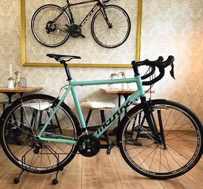 Cyclocross Müsing Fahrradcafé Rahmen