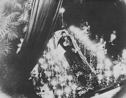 Das letzte Foto von König Ludwig II - Quelle: http://www.zeno.org - Zenodot Verlagsgesellschaft mbH