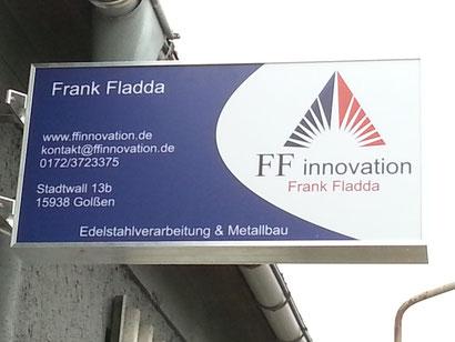 FFinnovation Frank Fladda