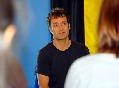 Markus Zeh als Referent bei den Gesundheitstagen des LKA Stuttgart