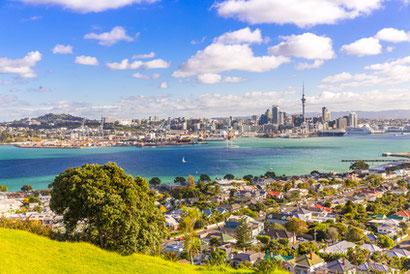 Work and Travel Versicherung und Reisetipps für Neuseeland