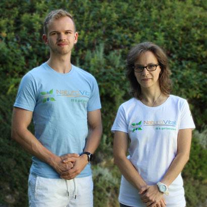 Das Team von NaturoVital