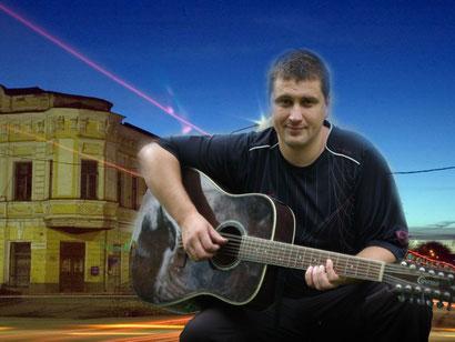 Олег Никитин - автор-исполнитель
