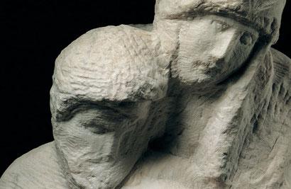 """Michelangelo, """"Pietà Rondanini"""""""