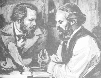 Engels e Marx