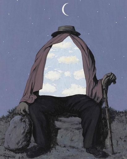 """René Magritte, """"Il terapeuta"""" (1937)"""
