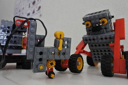ロボットが動かない原因を素早く見極める必要がある