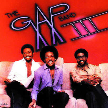 the Funky Soul story - 1980 The Gap Band - The Gap Band III