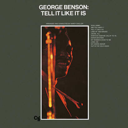 the Funky Soul story - George Benson - 1969 Tell It Like It Is