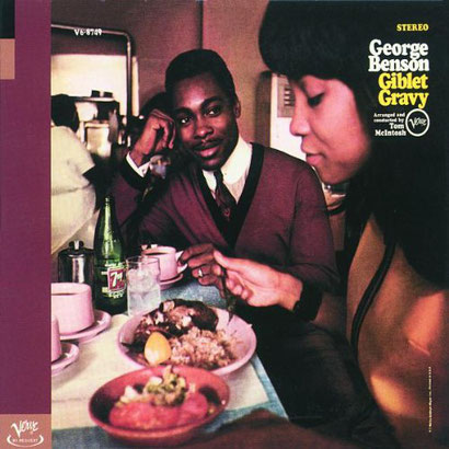 the Funky Soul story - George Benson - 1968 Giblet Gravy