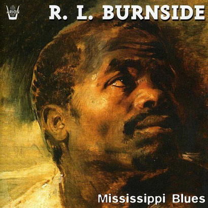 the Funky Soul story - R.L. Burnside - Mississippi Blues (1984)
