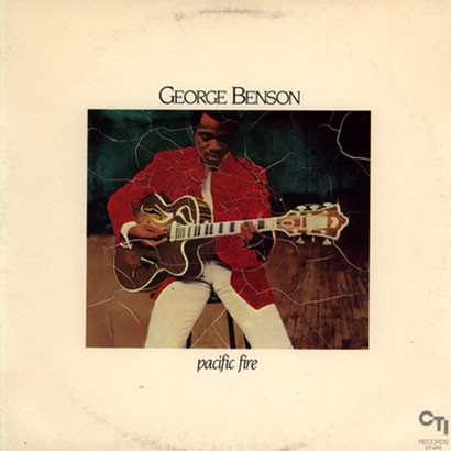 the Funky Soul story - George Benson - 1983 Pacific Fire