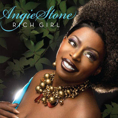 the Funky Soul story - Angie Stone - Rich Girl (2012)