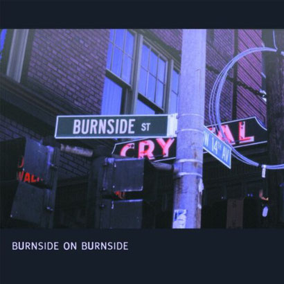the Funky Soul story - R.L. Burnside - Burnside on Burnside