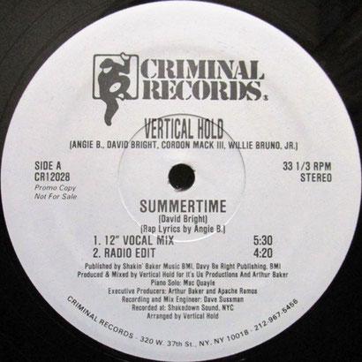 tFSs - Vertical Hodl (Summertime - 1988)