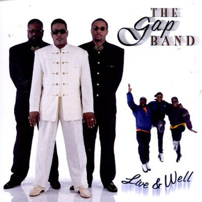 the Funky Soul story - 1996 The Gap Band - Live & Well