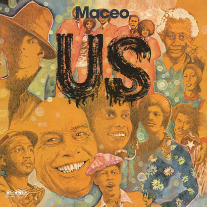 Maceo Parker / 1974 - US People