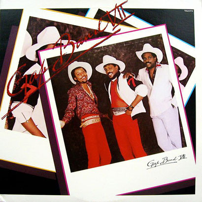 the Funky Soul story - 1985 The Gap Band - The Gap Band VII